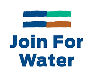 Join For Water logo