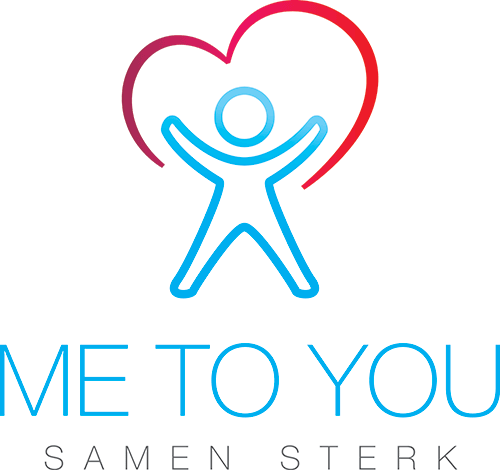 Stichting ME TO YOU logo